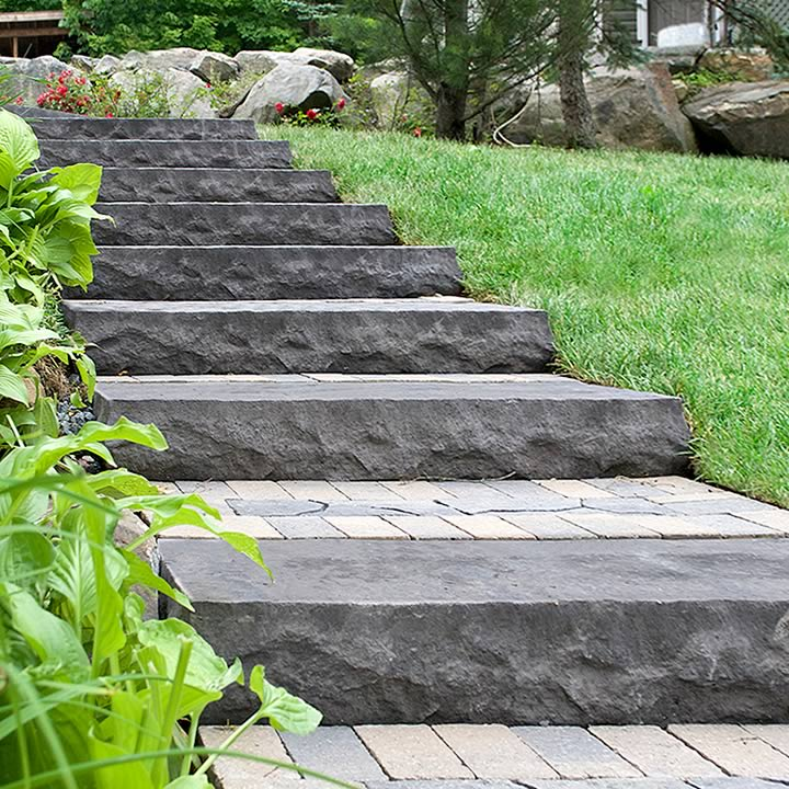 Image of steps featuring Camden Step product