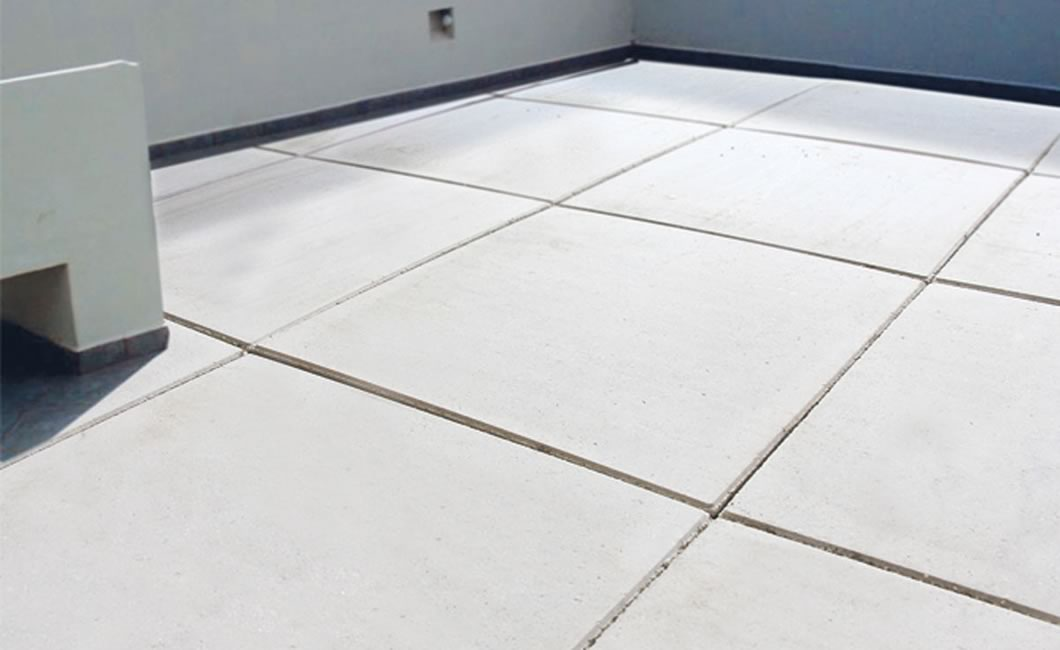 Image of Best Way Stone's SR Rooftop Paver (White)