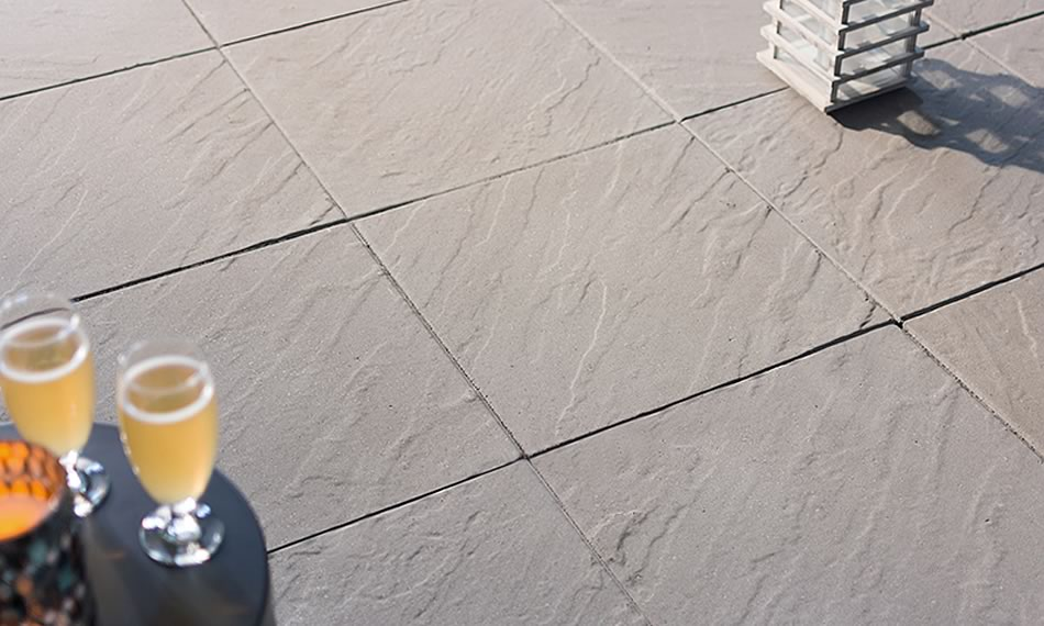 Image of a patio featuring Flagstone product