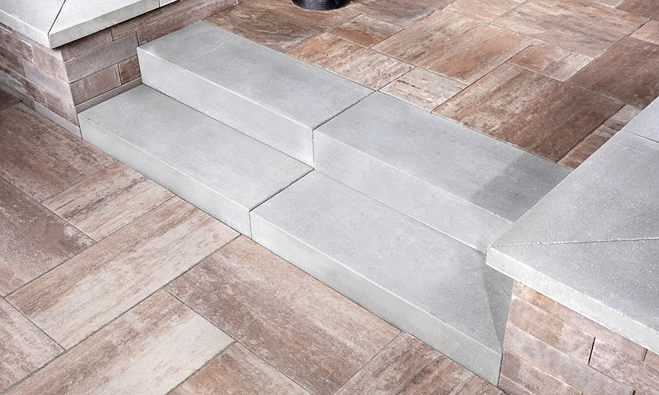 Image of steps featuring Ikon Step product