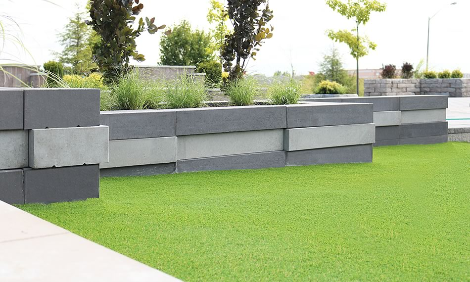 Image of a wall featuring Ikon Wall product