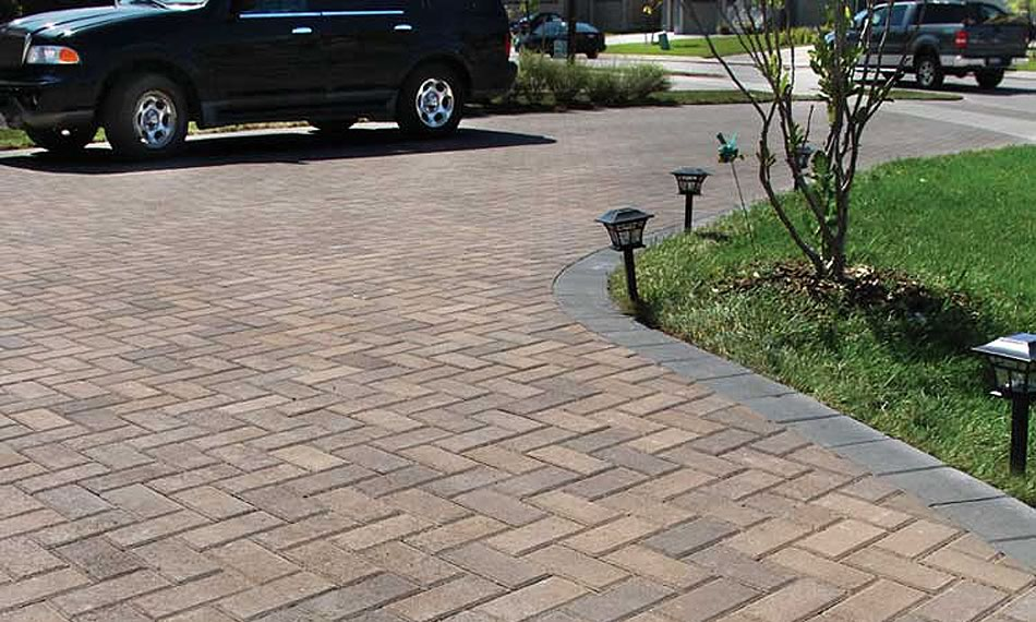 Image of a driveway featuring Standard product